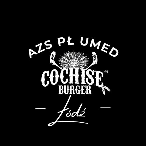 AZS PŁ UMED Cochise Burger Łódź