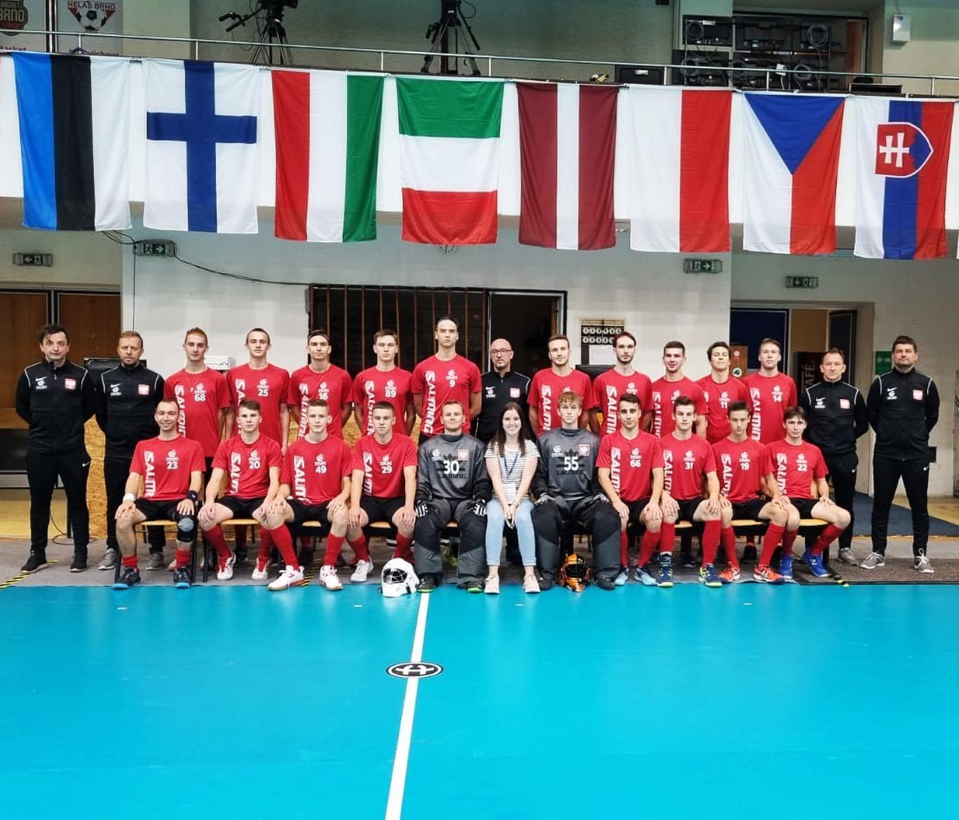 Polska MU19 - Mistrzostwa Świata 2021 (Brno, Czechy)